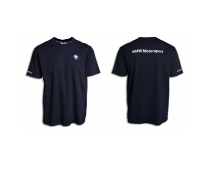 T-shirt Motorsport Uni Blue