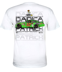 Danica Draft #10 T-shirt White