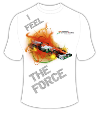 SFI Fire Graphic Sublimation Tee