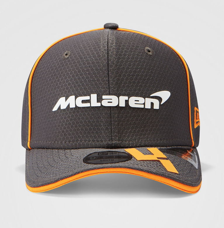 Lando Norris 2021 Team 9FIFTY Cap Grey